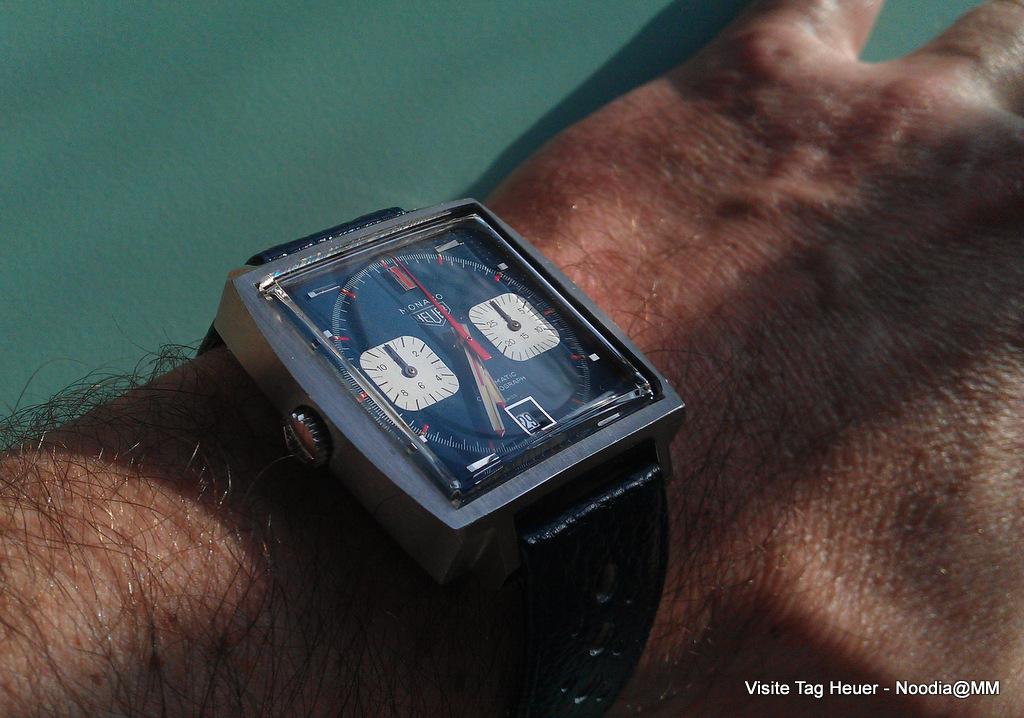 Wrist Shot -- Monaco