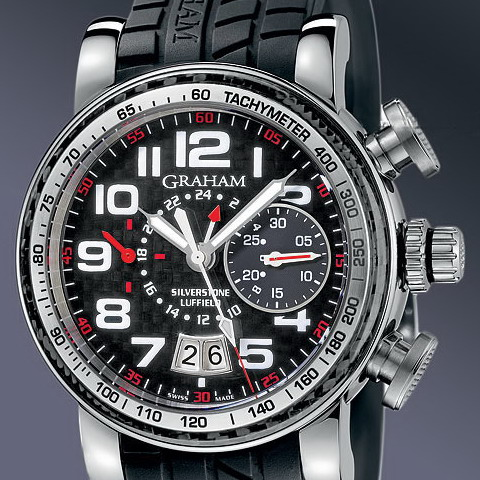 Graham Chronograph, with Flyback Function