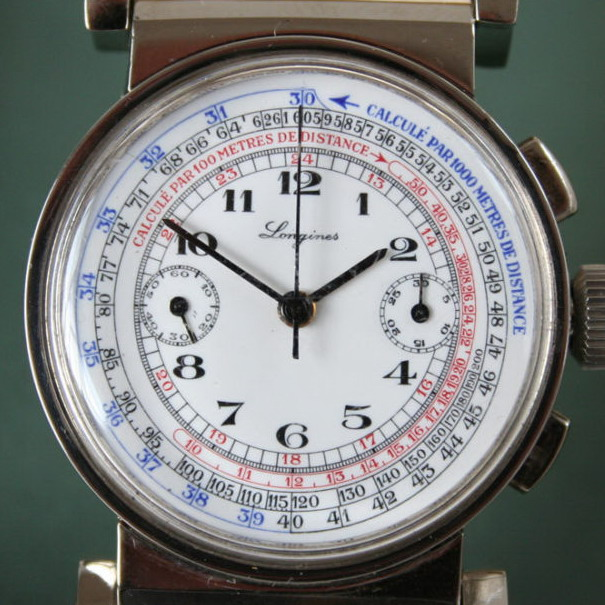 Longines Flyback Chronograph