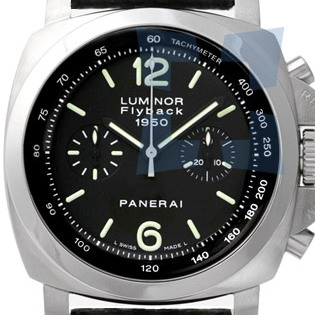 Panerai Chronograph, with Flyback Function