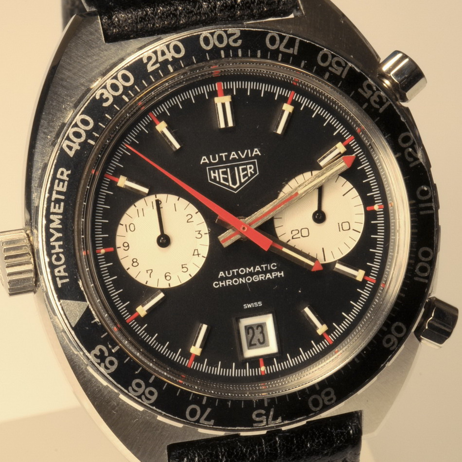 Use of Rotating Tachymeter Bezel - G