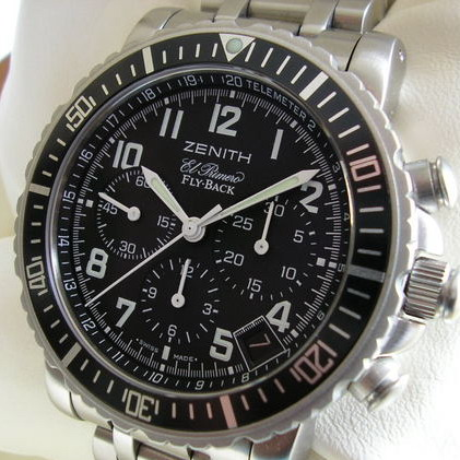 Zenith Flyback Chronograph