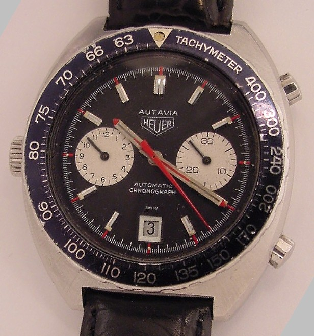 Heuer Autavia Reference 11630V