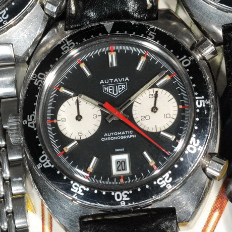 Autavia Reference 1163 MH (Polished Markers)