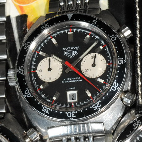 Autavia Reference 1163 MH (Ridged Markers)