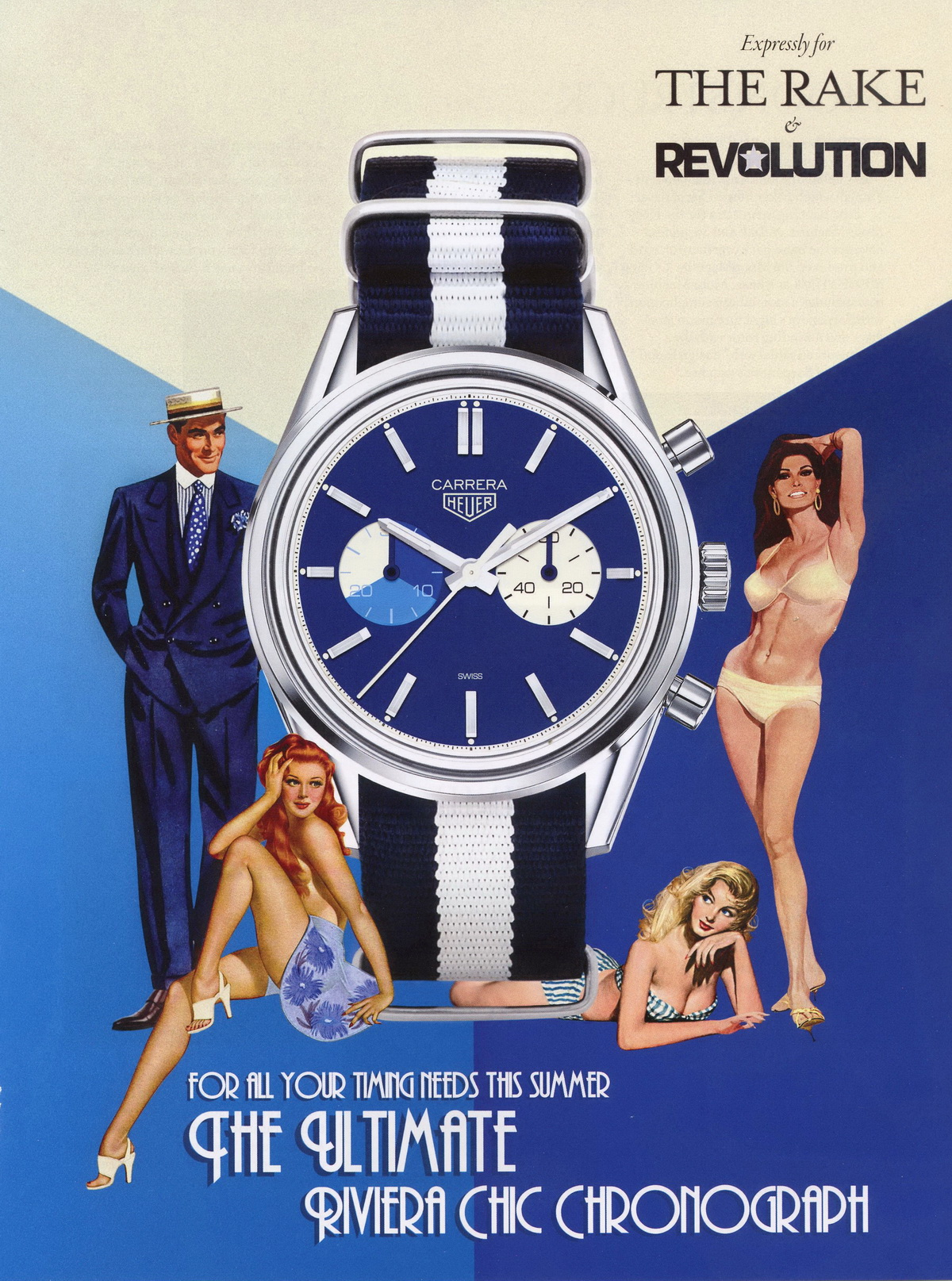 The Skipper Reader — An Overview of the Watches and a Bibliography