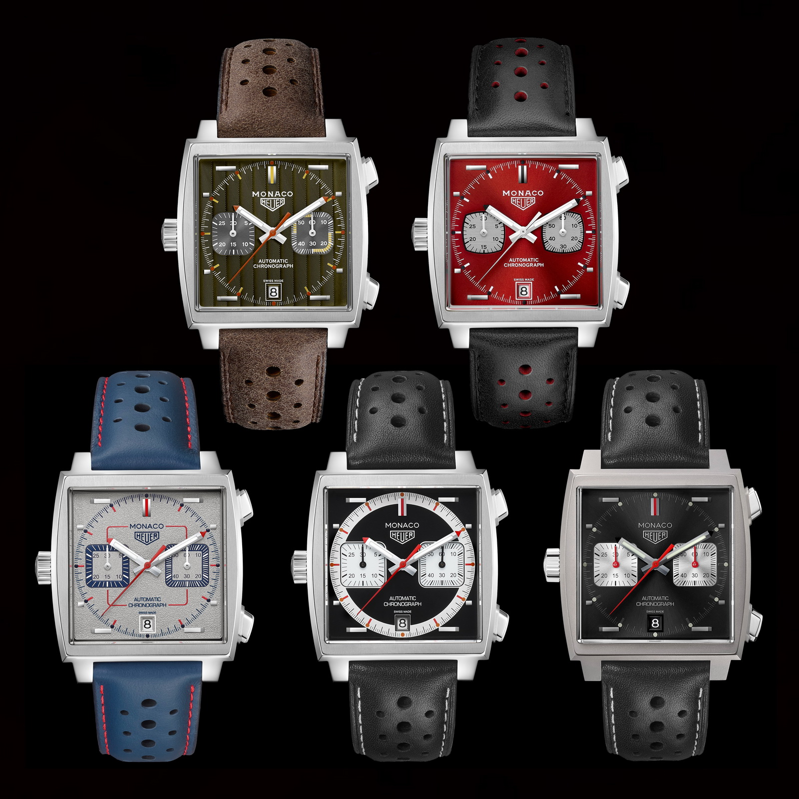 The Fragment Formula 1 — Yes, It's My Favorite TAG Heuer Chronograph . . . Ever