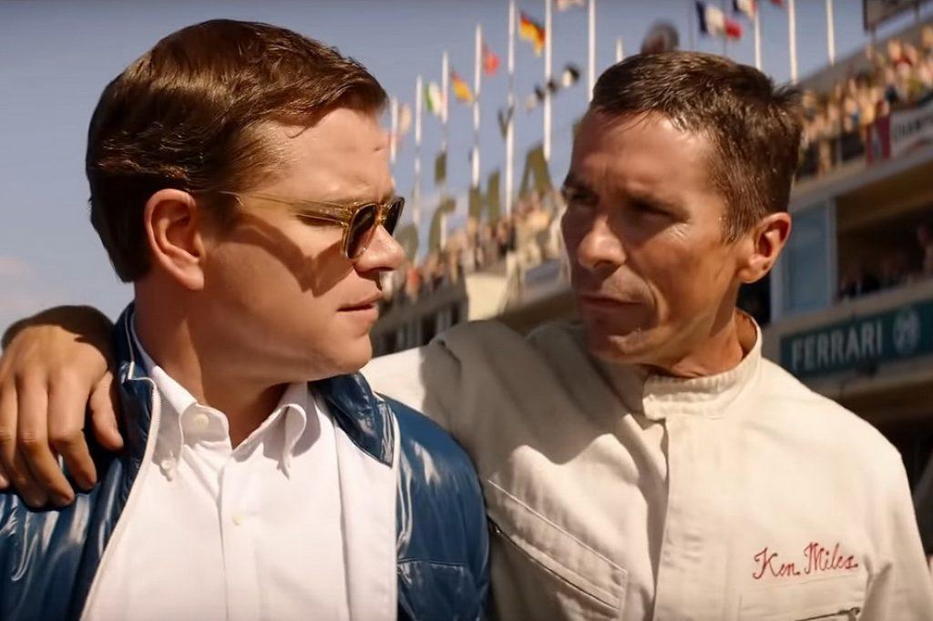 Watch Spotting Heuer Chronographs In Ford V Ferrari Onthedash