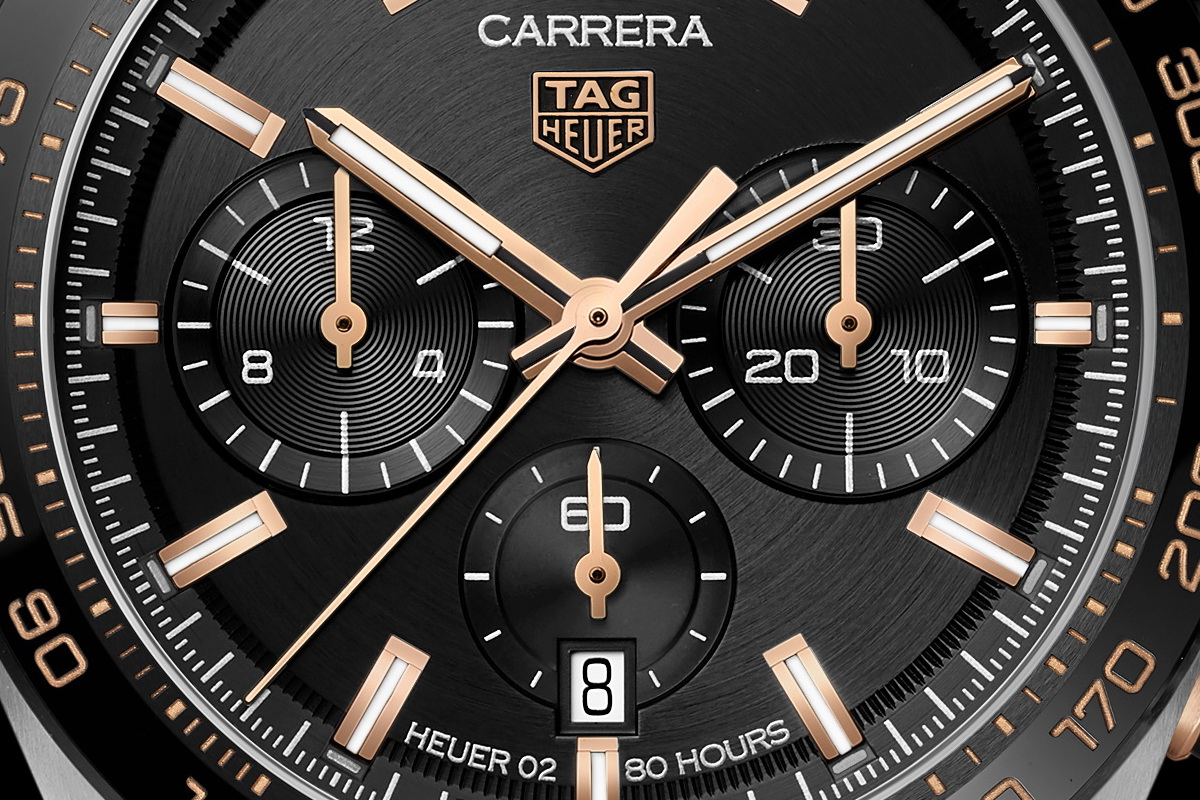 Introducing the Carrera Sport Chronograph – TAG Heuer Returns to Race Pace